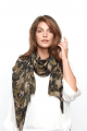 "Modassori Unisex Schal ""CAMOU CHIC"", dunkles Armee Grün, Camouflage Look<p class=""wc-gzd-cart-info delivery-time-info"">Lieferzeit: 2 Tage</p>"